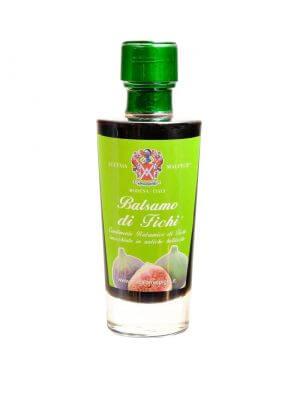 feigen balsamico essig von der acetaia malpighi aus modena