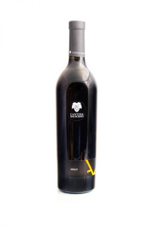 rotwein merlot von cantina rauscedo veneto
