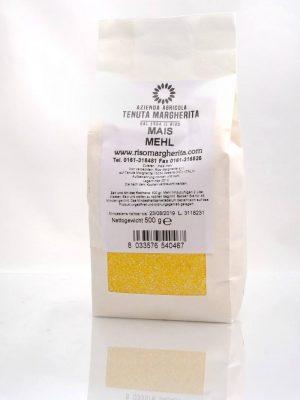 polenta maismehl von der tenuta margherita in 500 gramm verpackung