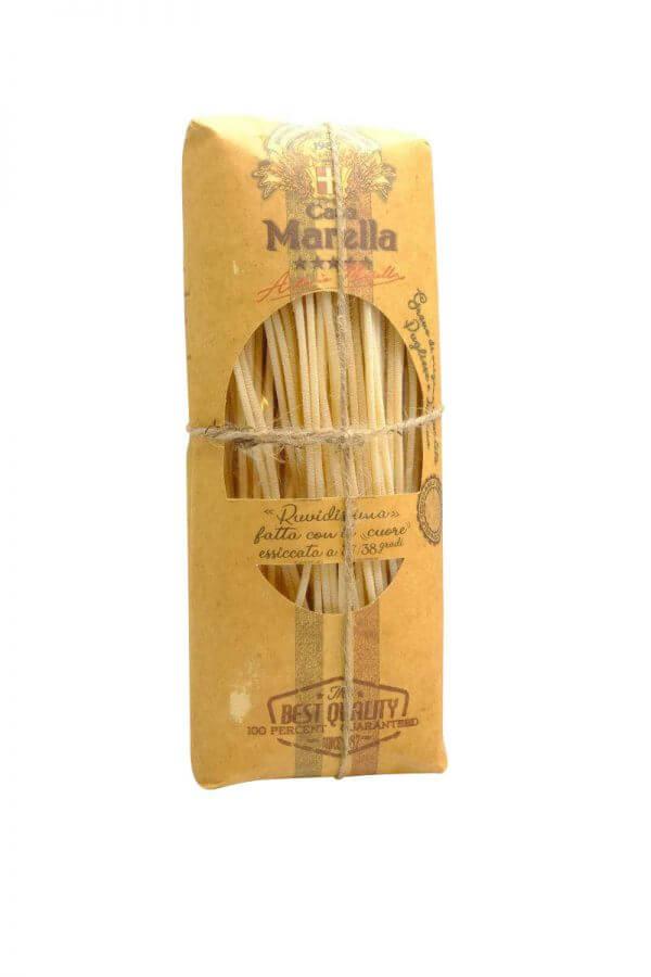 spaghetti nudeln ohne ei von pasta marella aus apulien