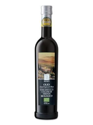 Bio-Olivenöl aus der Toskana 0,5 l Pruneti
