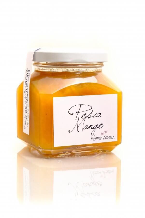 pfirsich-mango-marmelade von nonno andrea