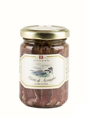 glas mit sardellenfilets-in-olivenoel