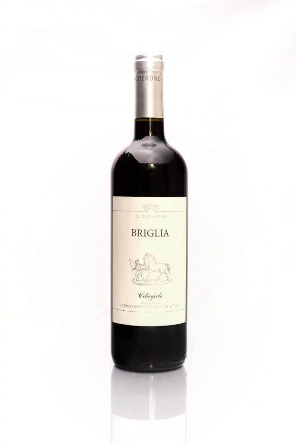 Rotwein aus der Maremma 100% Ciliegiolo-Traube