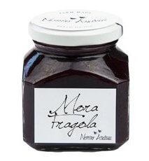brombeer-erdbeer-marmelade von nonno andrea