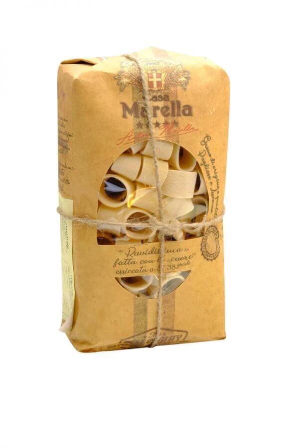 calamarata kurze pasta ohne ei aus apulien von marella