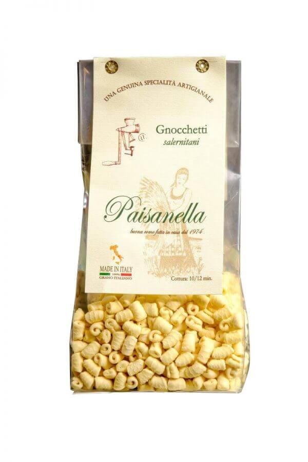 gnocchetti salernitani kurze kleine nudeln ohne ei von paisanella