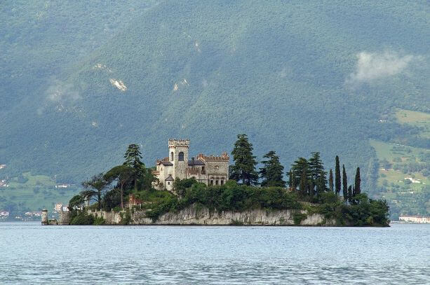 insel am lago d iseo