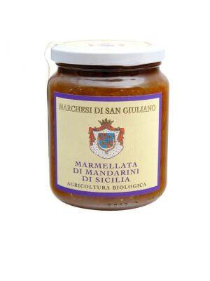 mandarinenmarmelade aus sizilien von marchesi di san giuliano