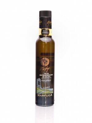 flasche mit olivenoel marfuga assisi spoleto 0,25l umbrien