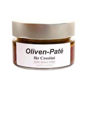 olivenpate für crostini hausgemacht von non solo vino