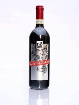 lupo del ciafone rotwein von vini sanfilippo bio