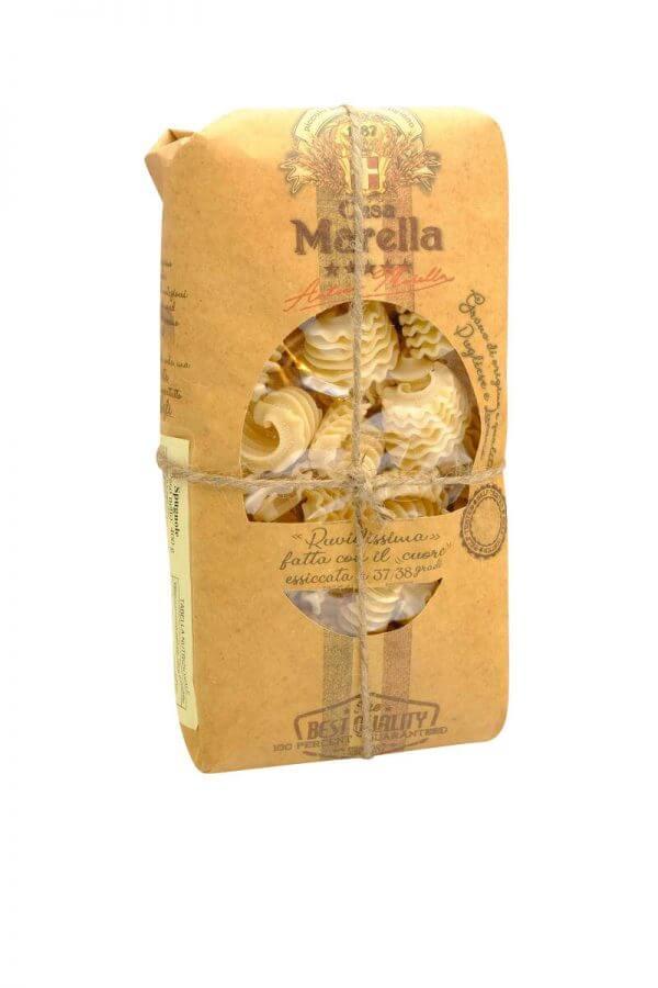 spugnole kurze pasta ohne ei von marella aus apulien