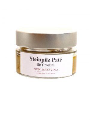 Steinpilzpaté für Crostini oder zum Verfeinern von Saucen hausgemacht von Non Solo Vino