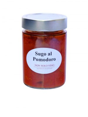 sugo al pomodoro tomatensugo hausgemacht von non solo vino
