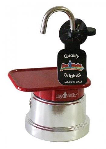 espressokocher topmoka mini 1er